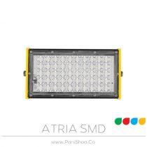 پروژکتور SMD رنگی 50 وات